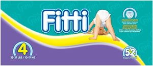 Picture of Fitti Baby Diapers