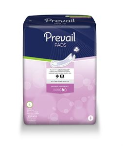 Picture of Prevail Bladder Contrl Pads