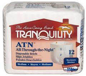 Picture of Tranquility All-Through-the-Night Disposable Brief